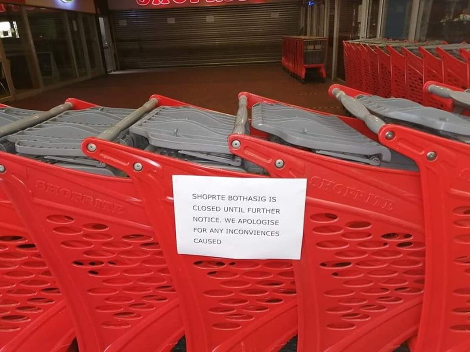Shoprite Bothasig store was temporarily closed after staffer contracted Covid-19 - CapeTalk