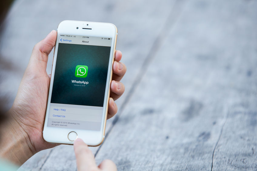 New WhatsApp feature to help users sniff out fake news from forwarded messages - CapeTalk